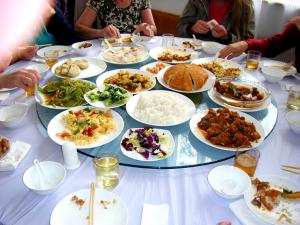 ernährung, essen, tisch